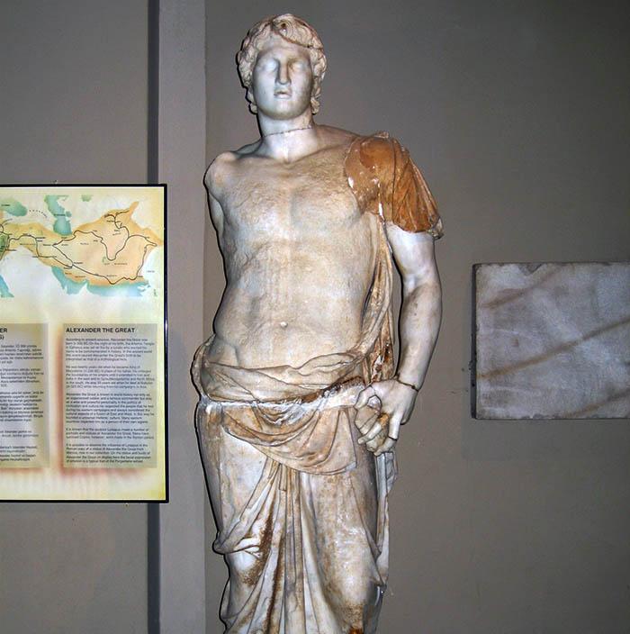 Alexander III of Macedon (Alexander the Great)