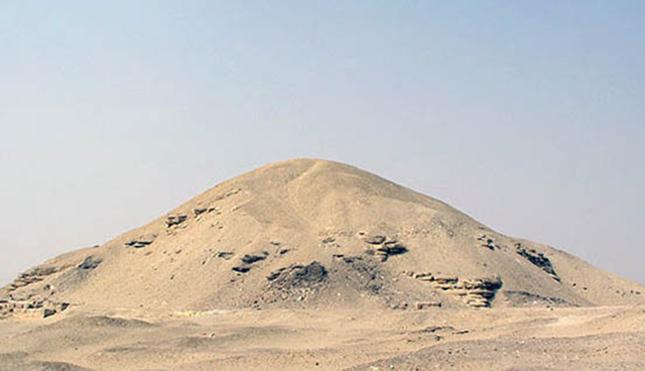 Amenemhet I Pyramid
