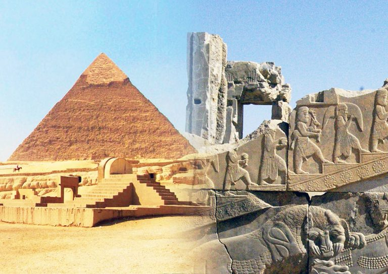 Similarities and Differences in Near East Ancient Civilizations