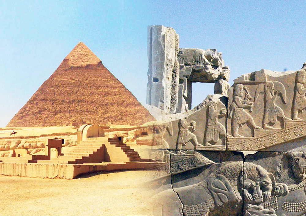 comparing egypt and mesopotamia History other essays: comparison between mesopotamia and egypt.
