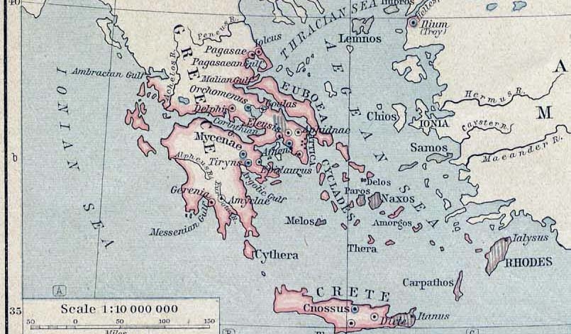 Ancient Crete Minoan Civilization Short History Website