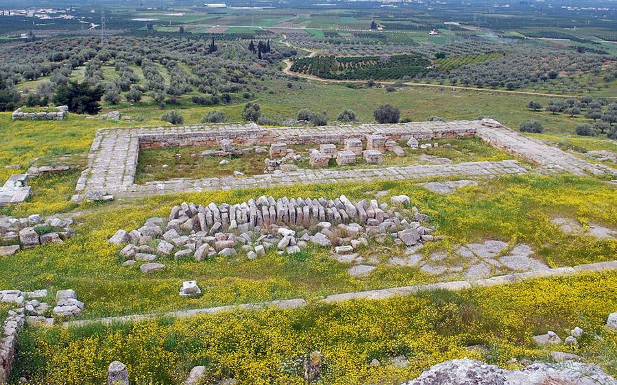 Argos Heraion Plain