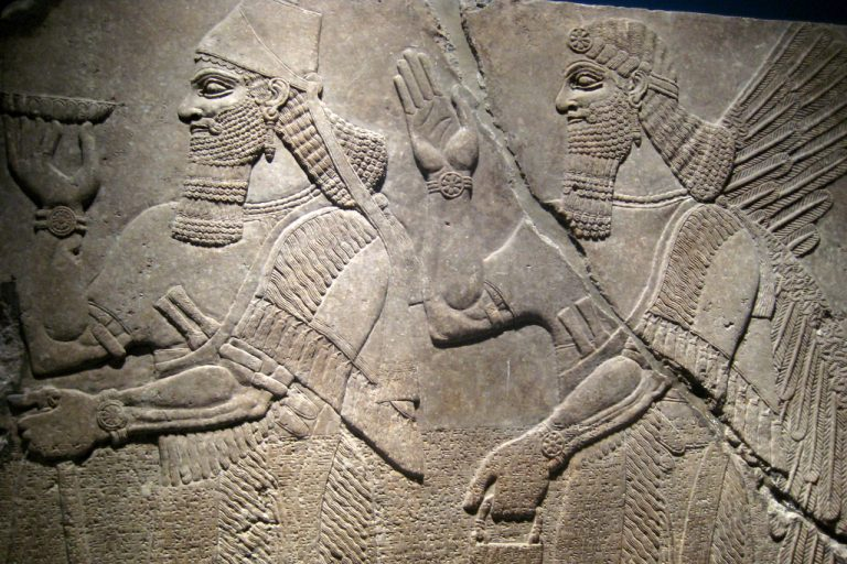 Second rise of Assyria (884-612. BC)