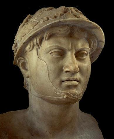 Bust o fPyrrhus