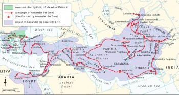 Campaigns of Alexander the Great