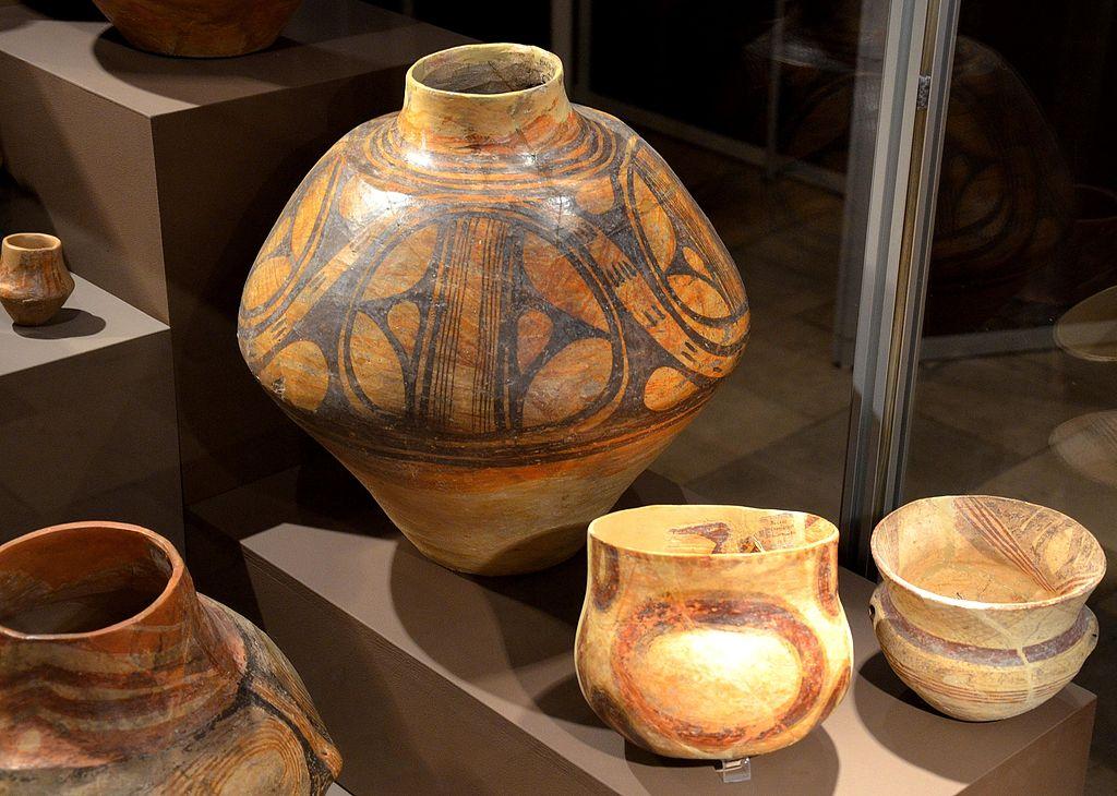 Ceramics from Cucuteni Trypillian culture
