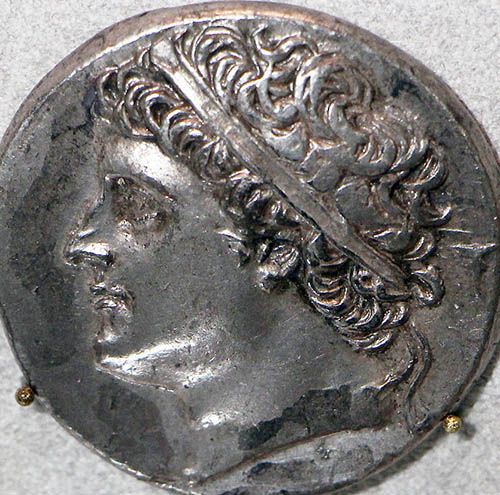 Coin of Hieron II Syracuse