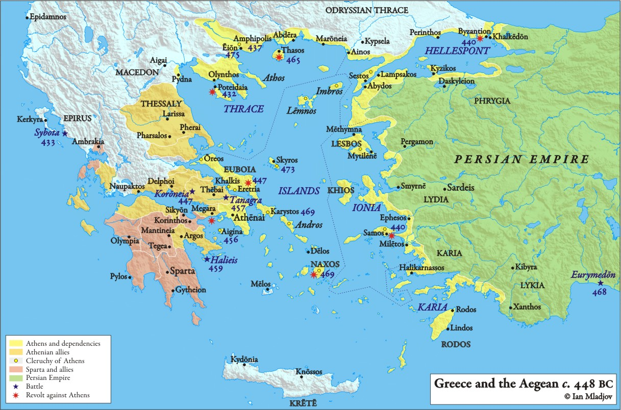 delian league to athenian empire essay Read this essay on the peloponnesian war aggressive policies of athens converted the voluntary allies of the delian league into the involuntary subjects of an athenian naval empire athens began to use the delian league as its own empire.