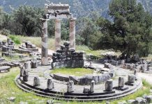 The Oracle of Delphi Featured Exceptional Female Status