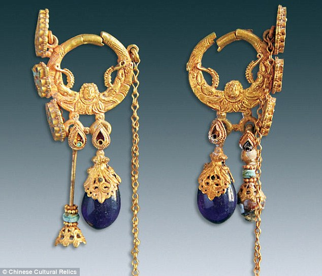 Farong golden Jewerly