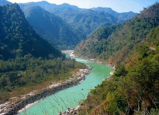 Ganges river. Image source: worldbeneaththefeet.com