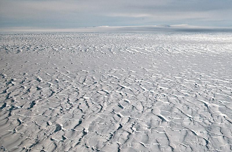 Glacier suurface