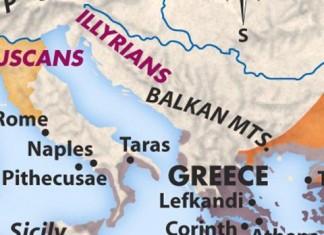 Greek colonies in Itally