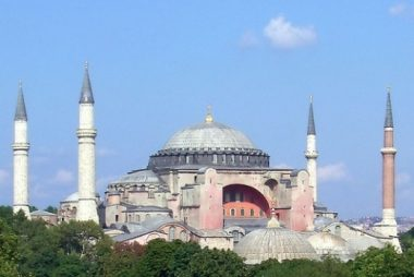 Haghia Sophia today