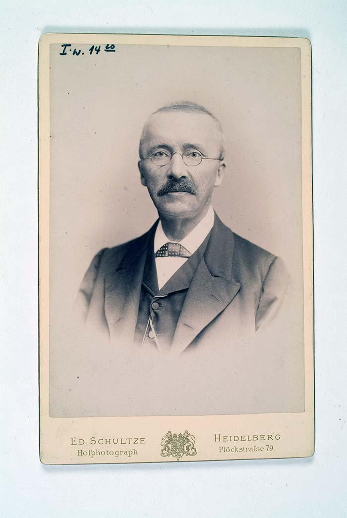 Heinrich Schliemann, archaeologist pioneer