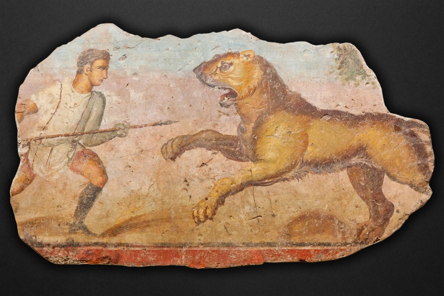 Ancient roman games as a killing machine for wild animals | Short