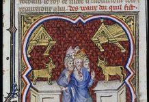 Jeroboam, king of Israel in Bible