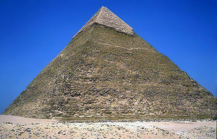 Khafre Pyramide