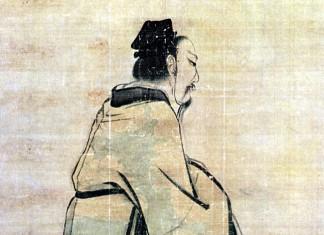 King Wu of Zhou by painter Ma Lin (13 Century AD)