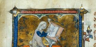 Manuscript-Marie-de-France-Bibliotheque-nationale-de-France