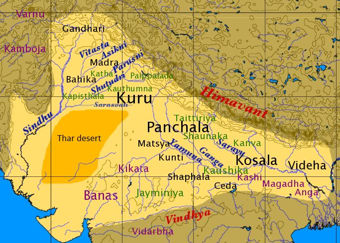 vedic empire