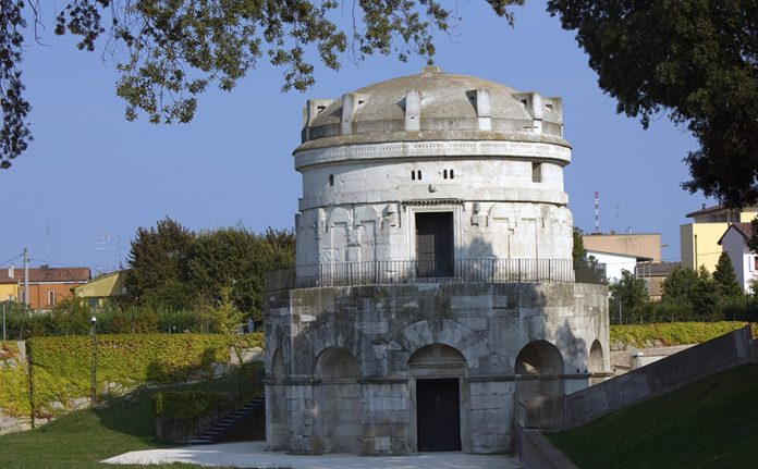 Mausoleum of Theodoric (king of Ostroghots) in Ravenna
