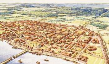 Model of Roman Londinium