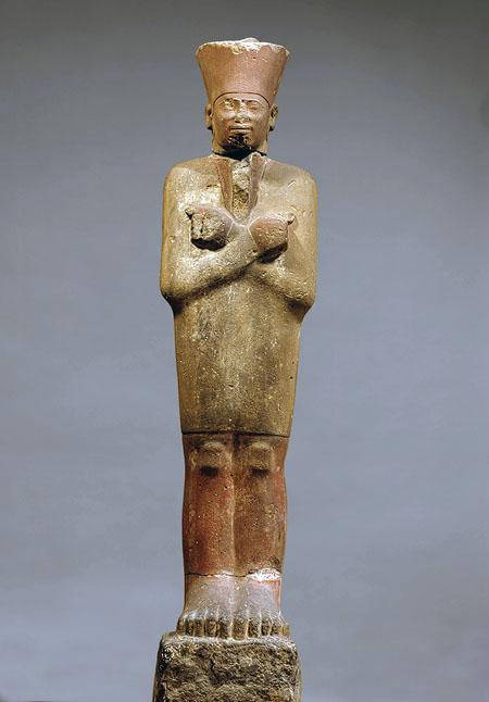 Nebhepetre statue