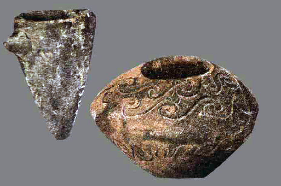 Neolithic pottery