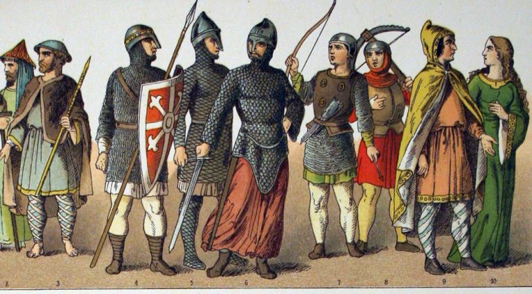 Normans and Normandy (793-1203)