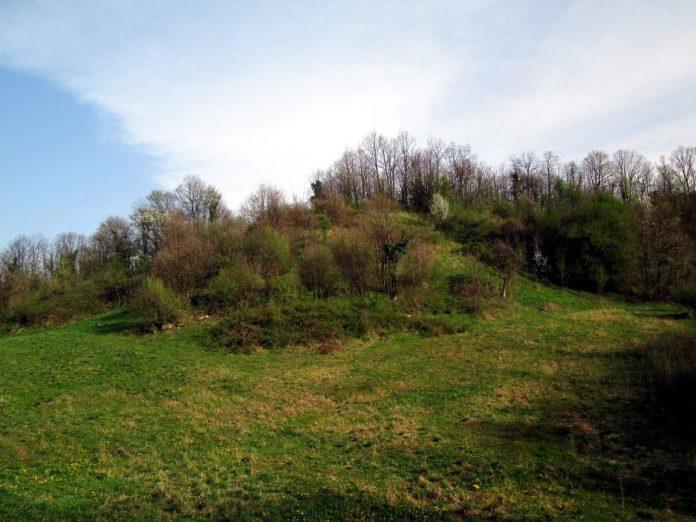 Prehistoric site near Srebrenik