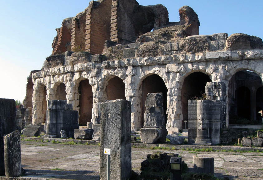 Ruins of Capua