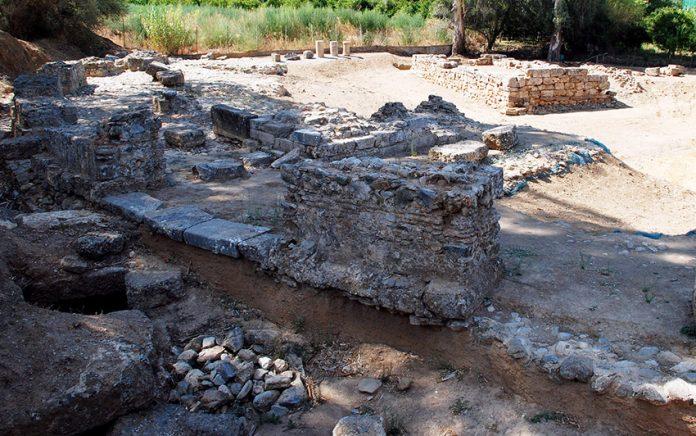 Temple of Artemis Sparta