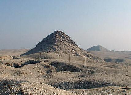 Userkaf Pyramide