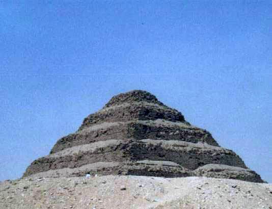 Piramid of Djoser (Zoser)