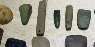 Neolithic stone tools